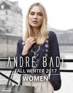 Ofertas de André Badi, Fall Winter Women