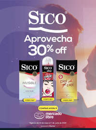 Hot sale Aprovecha 30% off Mercado Libre