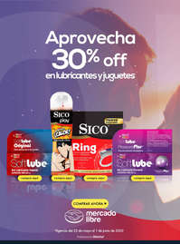 Hot sale Aprovecha 30% off Mercado Libre
