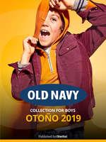 Ofertas de Old Navy, Otoño Boys