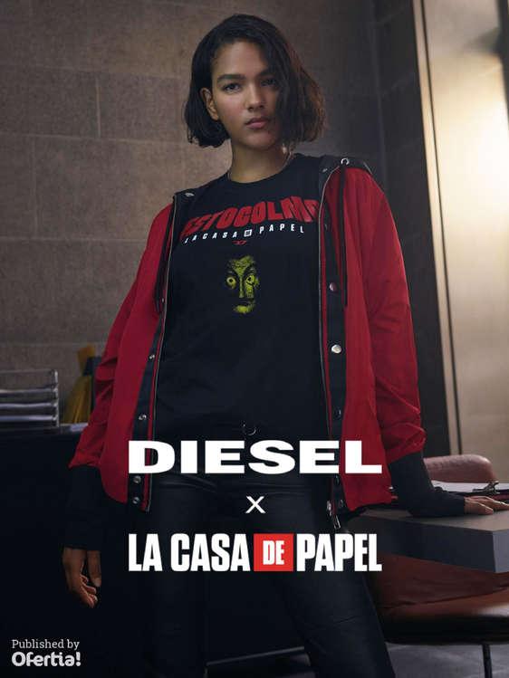 Ofertas de Diesel, La casa de papel