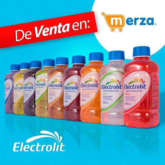 Ofertas de Merza, Electrolit de venta en Merza