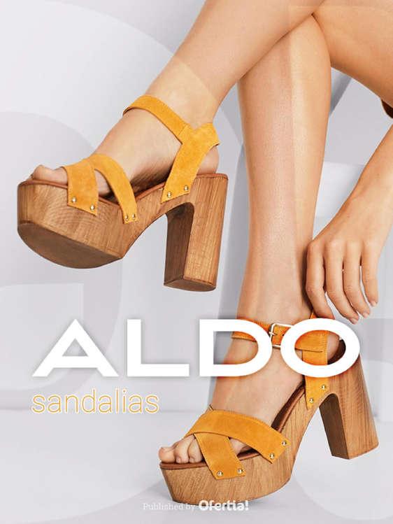 Ofertas de Aldo, Sandalias
