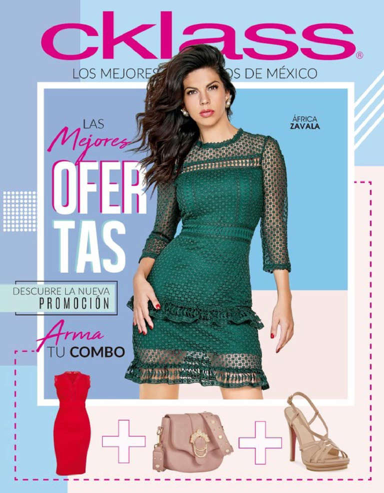 Cklass Vestidos - Ofertas y catálogos destacados - Ofertia f101204db3b76
