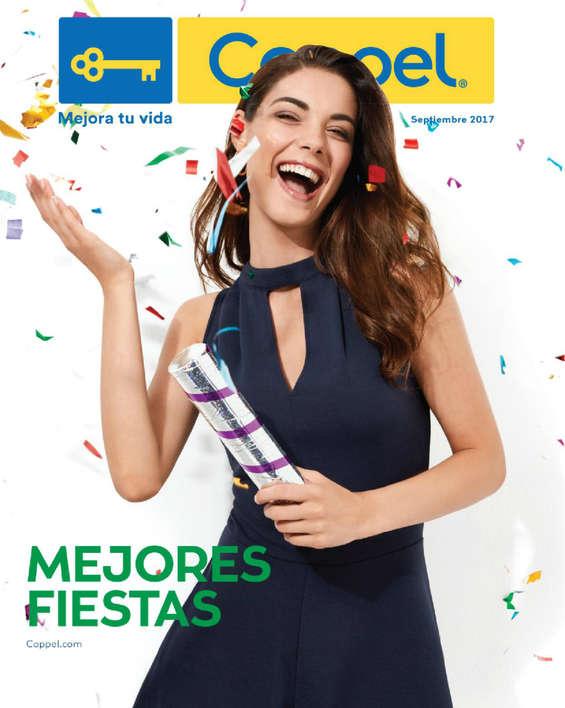 Ofertas de Coppel, Mejores Fiestas - Septiembre 2017