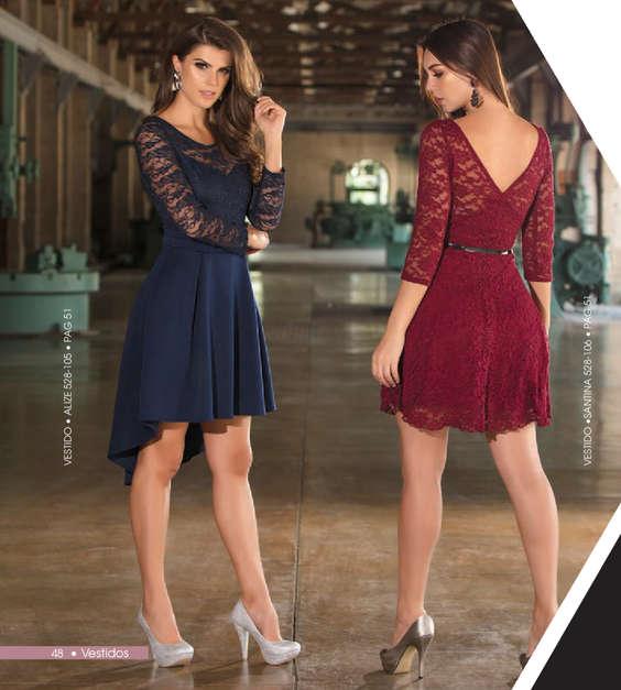 Vestidos Cortos Liz Minelli 2019 Vestidos Novia 2019