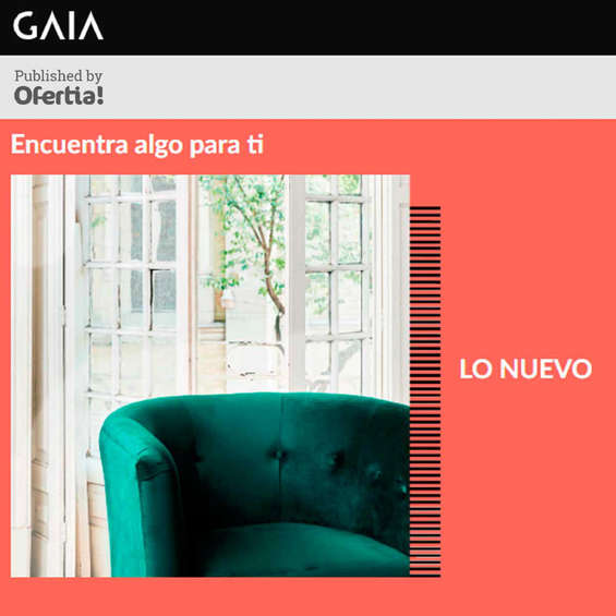 Tiendas Gaia Design Horarios
