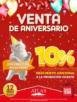 Ofertas de Atlas Del Descanso, Venta de aniversario