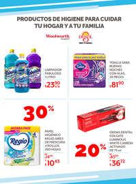 Aquí encuentras productos de higiene para el cuidado de tu hogar y tu familia - CDMX