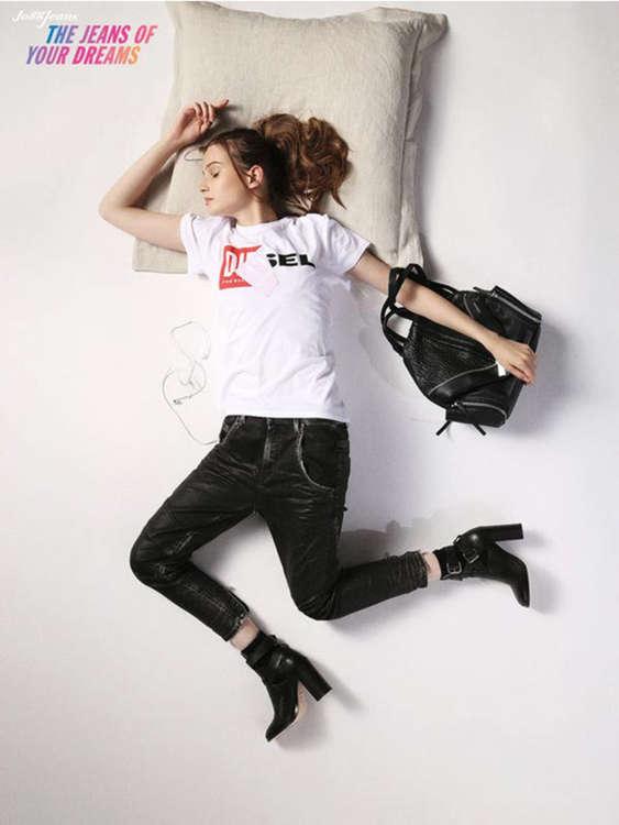 Ofertas de Diesel, Jeans of your dreams Women