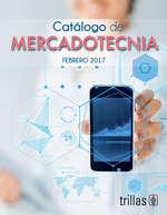 Ofertas de Editorial Trillas, CATÁLOGO DE MERCADOTECNIA