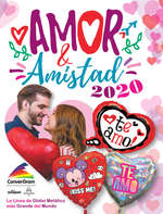 Ofertas de Convergram, Amor & Amistad 2020