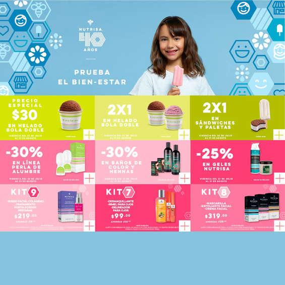 Ofertas de Nutrisa, Promociones