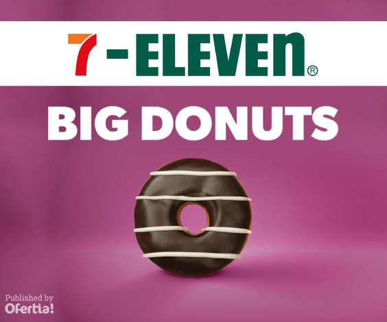 Ofertas de 7-Eleven, Big Donuts