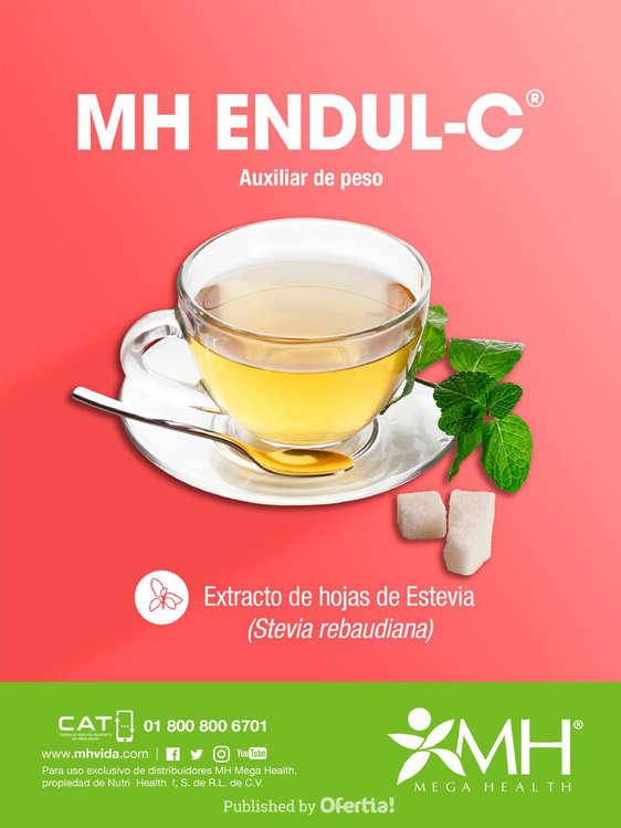 Ofertas de Mega Health, Auxiliar de Peso MH ENDUL-C