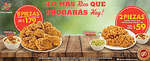 Ofertas de Church's Chicken, 8 piezas