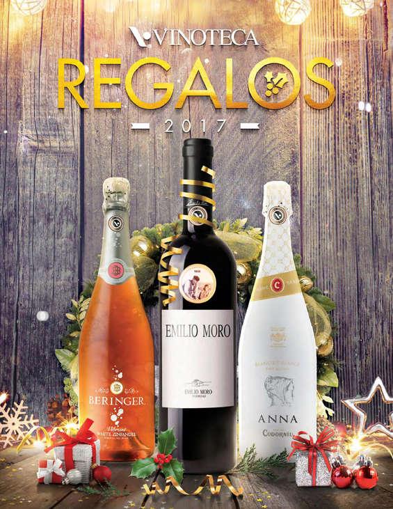Ofertas de Vinoteca, Regalos 2017