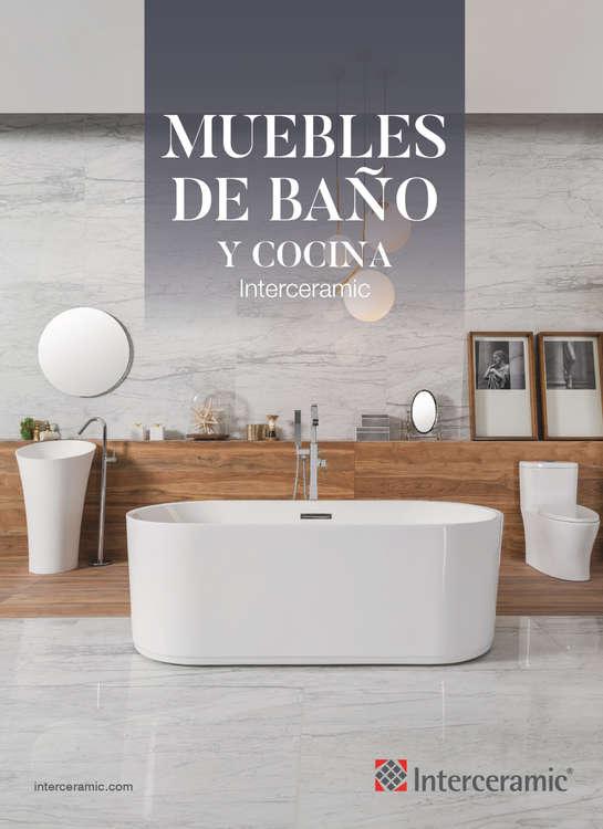 Ofertas de Interceramic, Muebles de baño y cocina