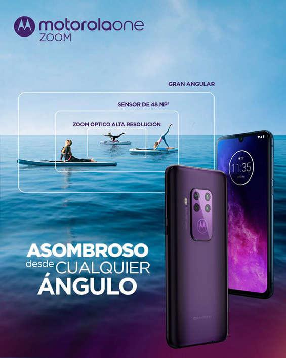 Ofertas de Motorola, Motorola one zoom