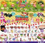 Ofertas de S-Mart, 3 días de frutas y verduras - Mat
