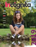 Ofertas de Incógnita, CATÁLOGO MUJER COLECCION-PRIMAVERA-VERANO 2019