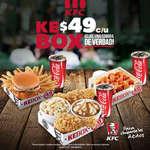 Ofertas de KFC, Ke Box