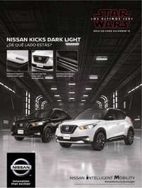 Nissan Kicks Dark Light