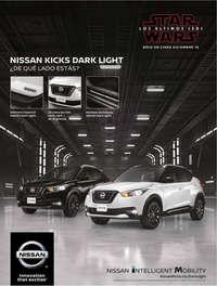 Nissan Kicks Dark Light