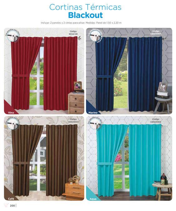 Cortinas en huatabampo cat logos ofertas y tiendas for Donde venden cortinas