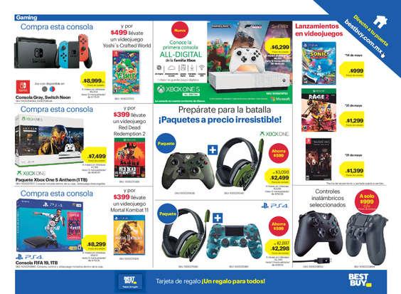 Ofertas de Best Buy, Tecnología para papá