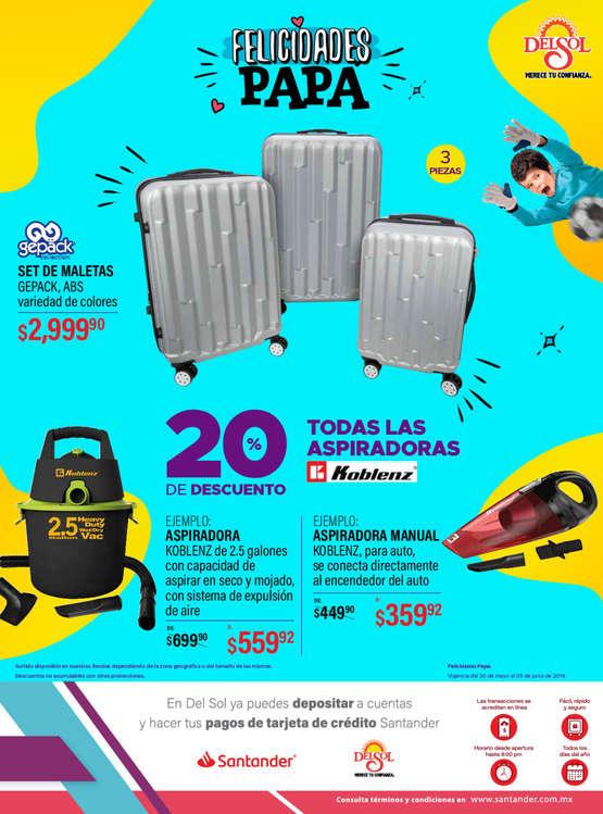 64614075f Maletas de viaje en Santiago de Querétaro - Catálogos, ofertas y ...