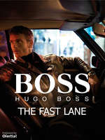 Ofertas de Hugo Boss, The Fast Lane