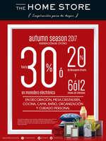 Ofertas de The Home Store, Autumn season 2017