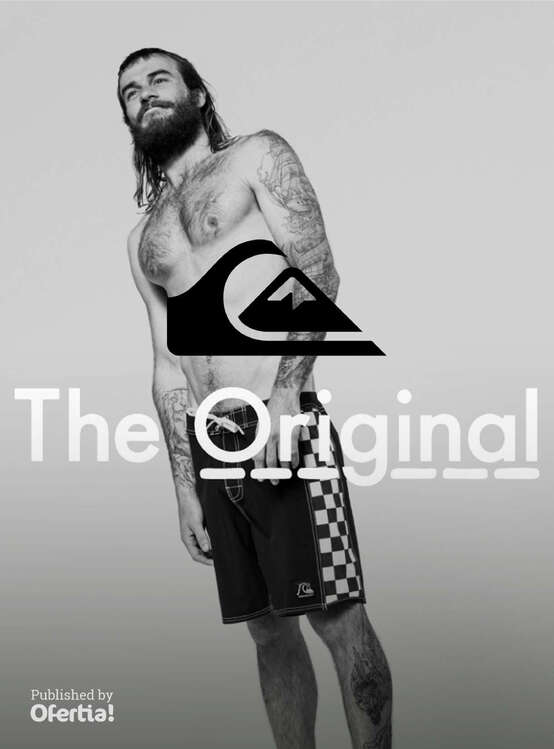 Ofertas de Quiksilver, The Original
