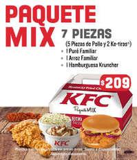 Paquete Mix