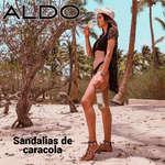 Ofertas de Aldo, Sandalias de caracola