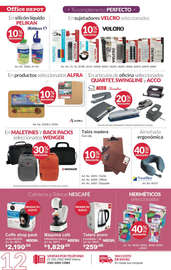 Folleto Octubre Office Depot