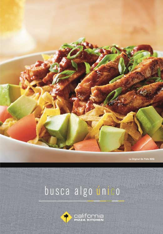 California Pizza Kitchen Ecatepec de Morelos - Catálogos, ofertas y ...