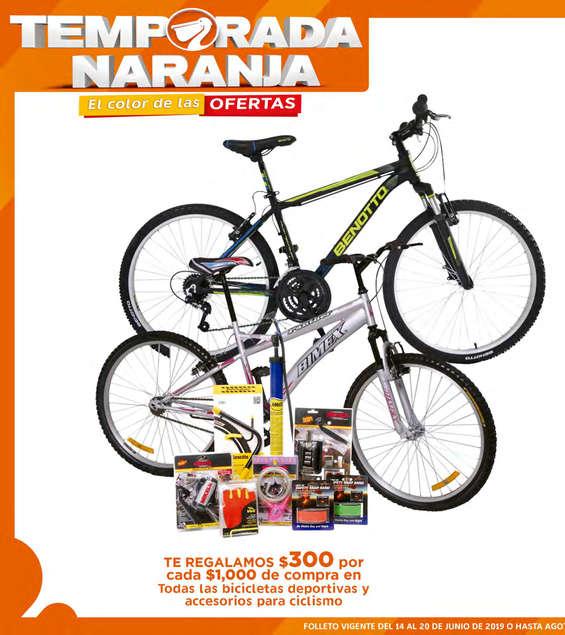 Comprar Accesorios para bicicletas en Fuengirola | Ofertas y