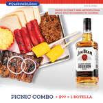 Ofertas de Texas Ribs, Picnic Combo + Botella