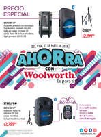 Ofertas de Woolworth, Ahorra con Woolworth - Ciudad de México