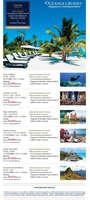 Ofertas de Mega Travel, Oceania Cruises