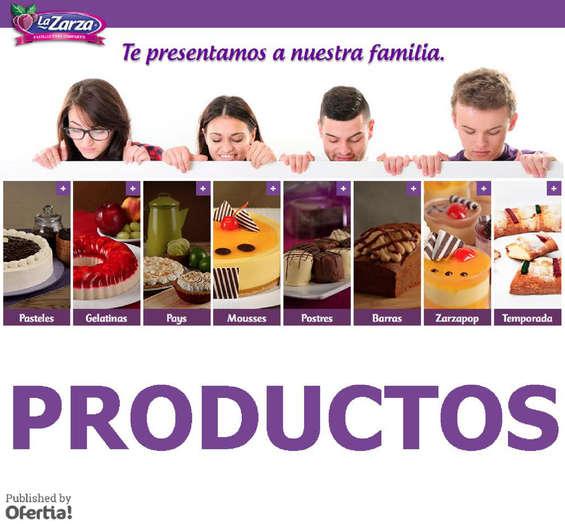 Ofertas de La Zarza, Productos