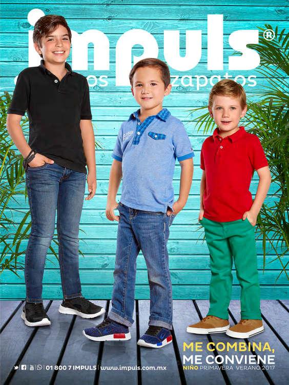 Ofertas de Impuls, Impuls niños 2017