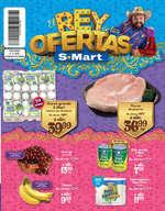 Ofertas de S-Mart, El Rey de las Ofertas- Díptico Solidaridad