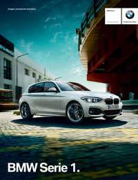 Ficha Técnica BMW 120iA (3 puertas) M Sport Automático 2017
