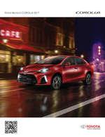 Ofertas de Toyota, Corolla 2017