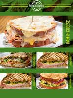 Ofertas de Super Salads, Menú Super Salads