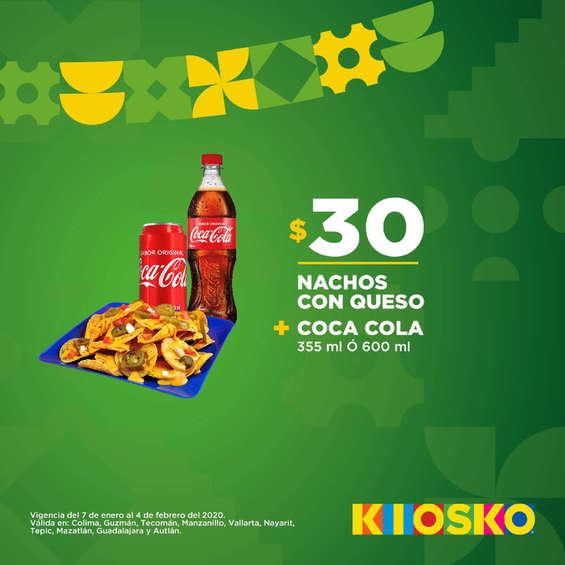 Ofertas de Kiosko, Promociones