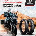 Ofertas de Bridgestone, Línea para motocicletas